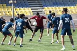برنامه تمرینات سرخپوشان تا قبل از نخستین بازی لیگ اعلام شد