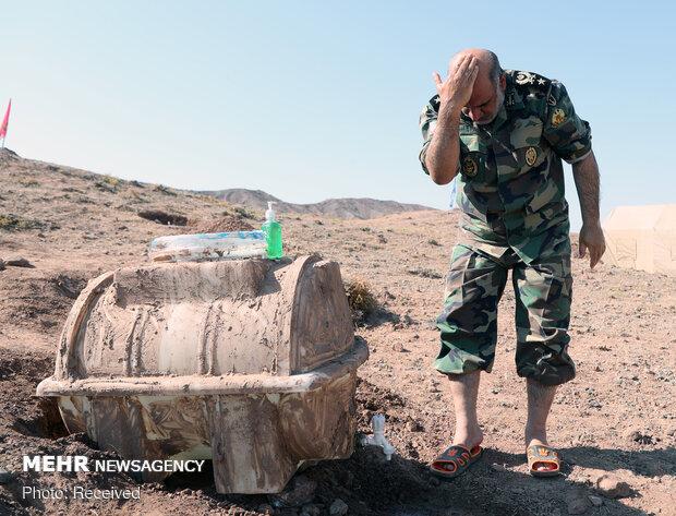 İran Ordusu ülkenin kuzeybatısında askeri tatbikat düzenledi