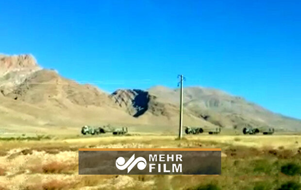 VIDEO: IRGC dispatches forces to NW border regions