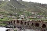 ۲ پل تاریخی ایران و جمهوری آذربایجان با ۱۴ قرن قدمت