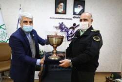 تامین امنیت فعالیت های ورزشی در بوستان های پایتخت
