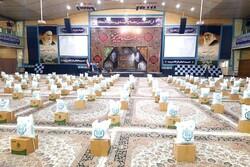 ۱۰هزار بسته معیشتی توسط گروههای جهادی در ۴۰محله اسلامشهر توزیع شد