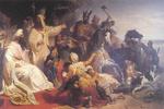 دم از خونخواهی سیدالشهدا زدند و عامل شهادت دیگر ائمه (ع) بودند