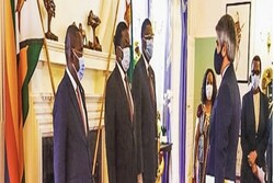 Iranian amb. submits credential to Zimbabwean president