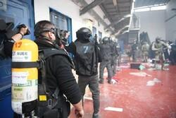 یورش وحشیانه نظامیان صهیونیست به اسرای فلسطینی در زندان «ریمون»