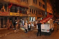 Hatay'daki patlamada olay yerinde inceleme tamamlandı
