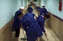 اعلام آمادگی ۵۳۱ گروه جهادی در البرز برای کمک به کادر درمان