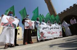 Gazze'de Fransa'nın İslam karşıtı tutumu protesto edildi