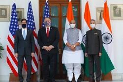 هند و آمریکا در آستانه عقد قرارداد نظامی استراتژیک