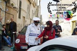 De Cine Invisible FilmFest. appreciates Iranian short 'Horn'