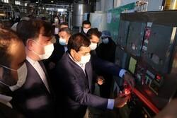 طرح توسعه یک شرکت صنعتی در رودسر افتتاح شد