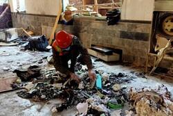 انفجار در پیشاور پاکستان با دهها کشته و زخمی