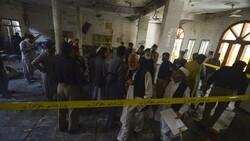 انفجار مسجدی در پیشاور پاکستان با دهها کشته و زخمی