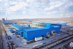 افزایش ۴۰درصدی تولید و ۳۰درصدی صادرات فولاد بناب در سال جهش تولید