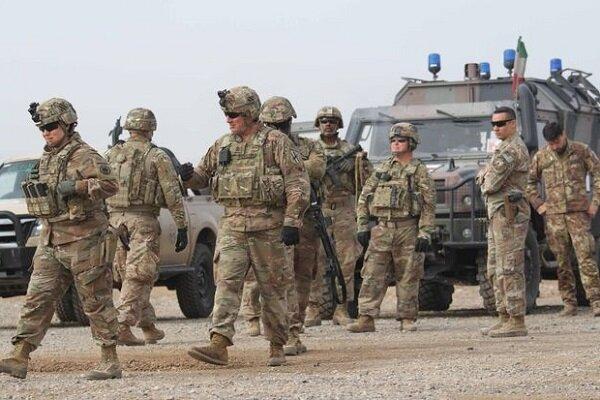 آمریکاییهای مستقر در عین الاسد از گروه های تروریستی حمایت می کنند
