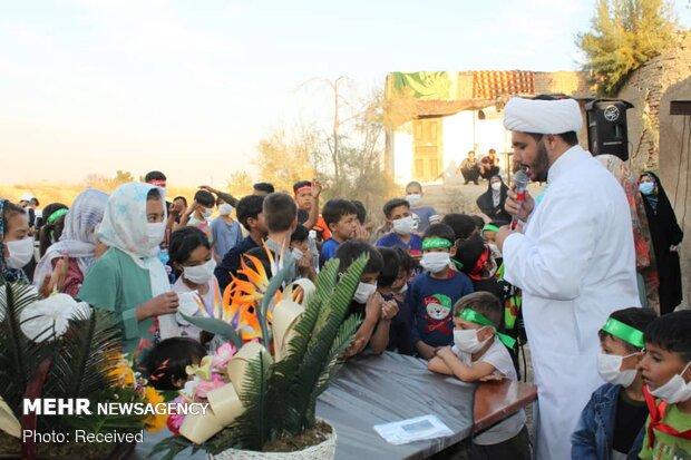 ویژه برنامه جشن آغاز امامت و ولایت حضرت صاحب الزمان (عج) در جنوب تهران