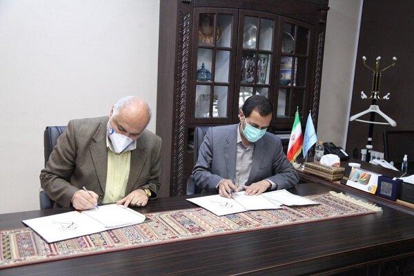 تفاهم نامه بهرهبرداری از موزه مشارکتی مطبوعات کرمان امضا شد
