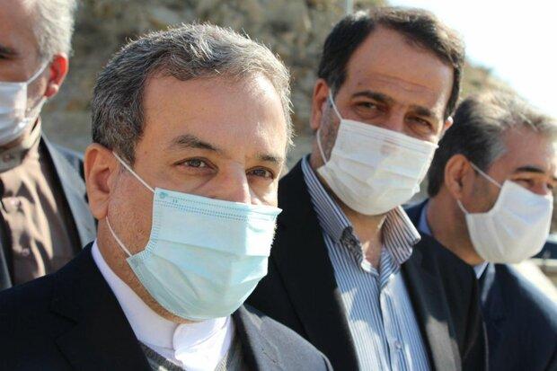 امن الحدود الايرانية من الخطوط الحمراء لوزارة الخارجية