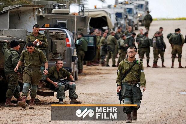 نظامیان صهیونیست اسناد مهمی را در مرز لبنان جا گذاشتند