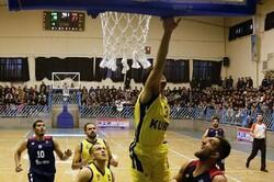 آشفته بازار بسکتبال کردستان