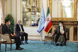 Economic terrorism not to hamper Iran, Syria development