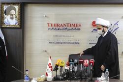 Press conference of al-Nujaba's SG at MNA HQ