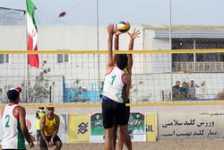 لیگ برتر والیبال ساحلی با جایزه یک میلیاردی برگزار میشود