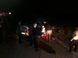 ۴ نفر کشته و مصدوم بر اثر تصادف رانندگی در اردبیل