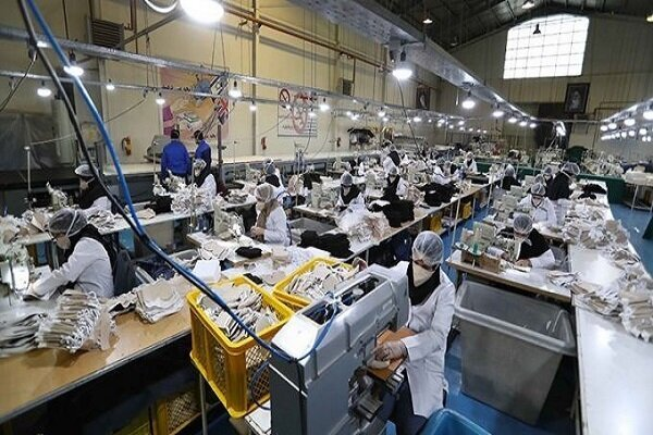 Fully automatic 3-layer mask production line goes on stream