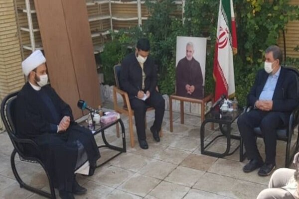 Iran supports independent, unified Iraq: Rezaei