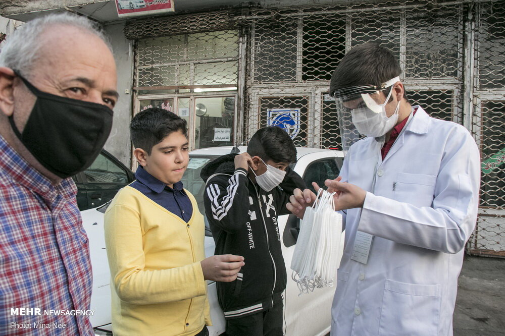شناسایی و قرنطینه بیماران کرونایی در طرح محله محور