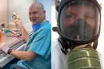 یک محقق روس خود را برای دومین بار به ویروس کرونا آلوده کرد