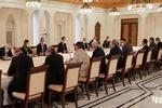 «بشار اسد» با فرستاده ویژه «ولادیمیر پوتین» دیدار کرد