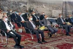 فاز نخست تصفیه خانه ششم تهران افتتاح شد