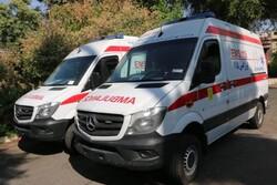 مجوز خرید ۱۰۰۰ دستگاه آمبولانس صادر شد/ استقرار بالگرد در لرستان