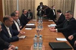 عراقجي يعرض لروسيا المبادرة الإيرانية لتسوية النزاع في قره باغ