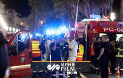 فرانس کے شہر نیس میں چاقو بردار شخص نے 3 افراد کو ہلاک کردیا