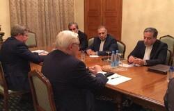 Iranian, Russian deputy FMs discuss Nagorno-Karabakh conflict