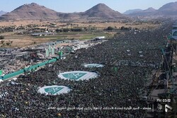 """اعداد مهيبة من البشر في محافظات اليمن إحتفالاً بذكرى ولادة خير البرية""""ص"""" /صور"""