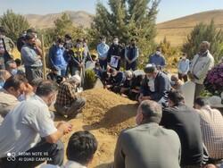 هنرمند نامدار کردستانی در آغوش خاک آرام گرفت