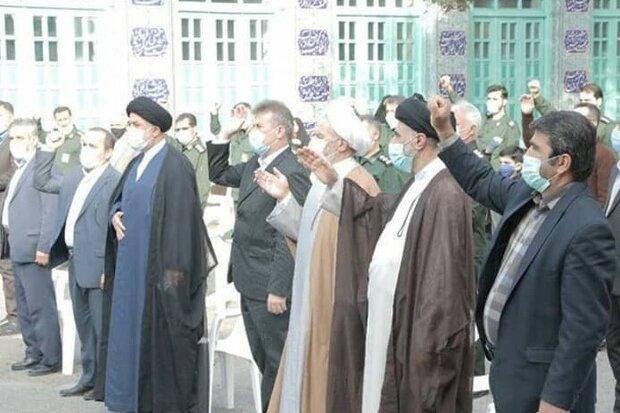 تجمع اعتراضی مردم مازندران در محکومیت هتک حرمت پیامبر رحمت (ص)