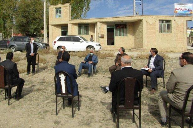 اختصاص ۲ میلیارد ریال اعتبار برای لایروبی قنات روستای فولاد محله