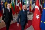 اعلام آمادگی اروپا برای وضع تحریم علیه ترکیه