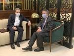 عراقچی با معاون وزیر خارجه ترکیه دیدار کرد