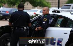 ABD polisin siyahi vatandaşa uyguladığı şiddetten görüntüler