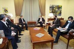 İran heyeti Dağlık Karabağ için Ermenistan'da