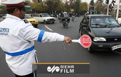 هشدار پلیس پیرامون تردد شبانه در جاده ها