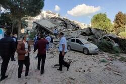 ترکی میں شدید زلزلہ / زلزلہ کی شدت 8۔6 ریکارڈ کی گئی ہے