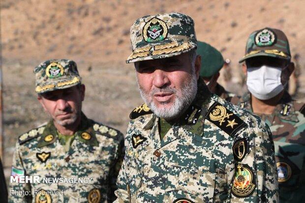 No danger threatens Iranian border areas