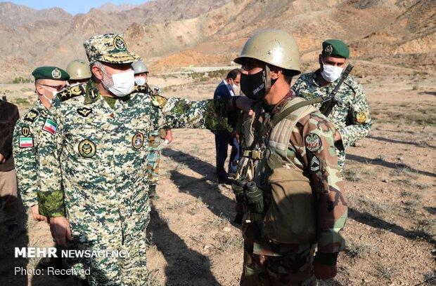 No danger threatens NW part of country: Brig. Gen. Heidari